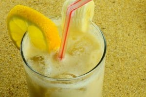 Daiquiri de Banana
