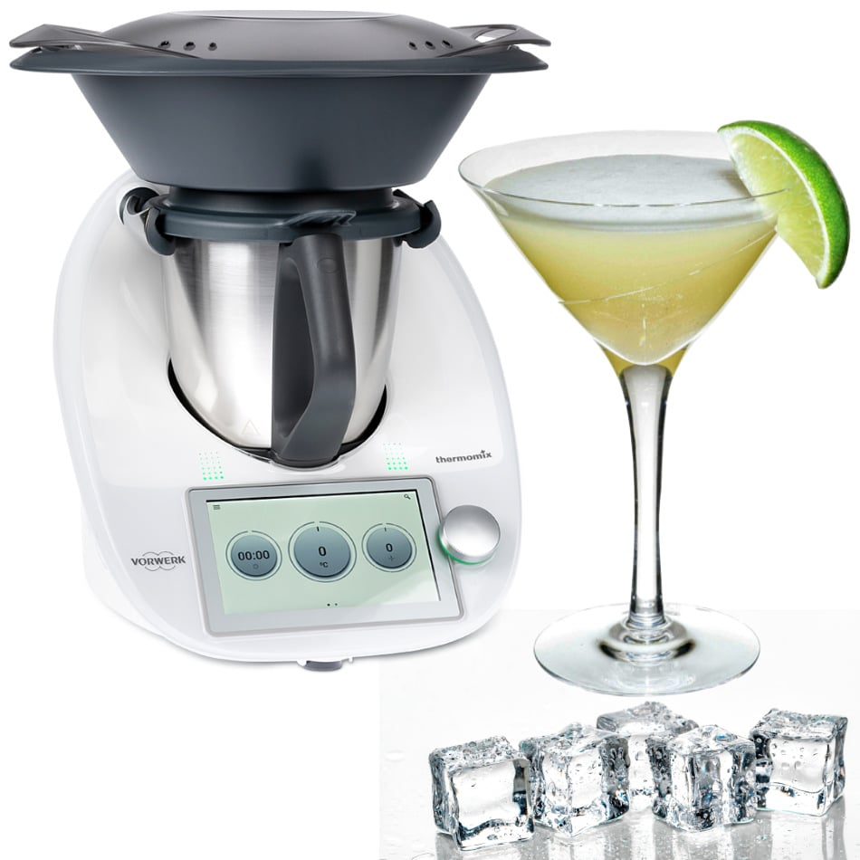 Cóctel Daiquiri Thermomix